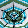 Creekside Cafe patio umbrella