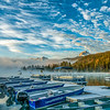 The Marina at Redfish Lake Lodge