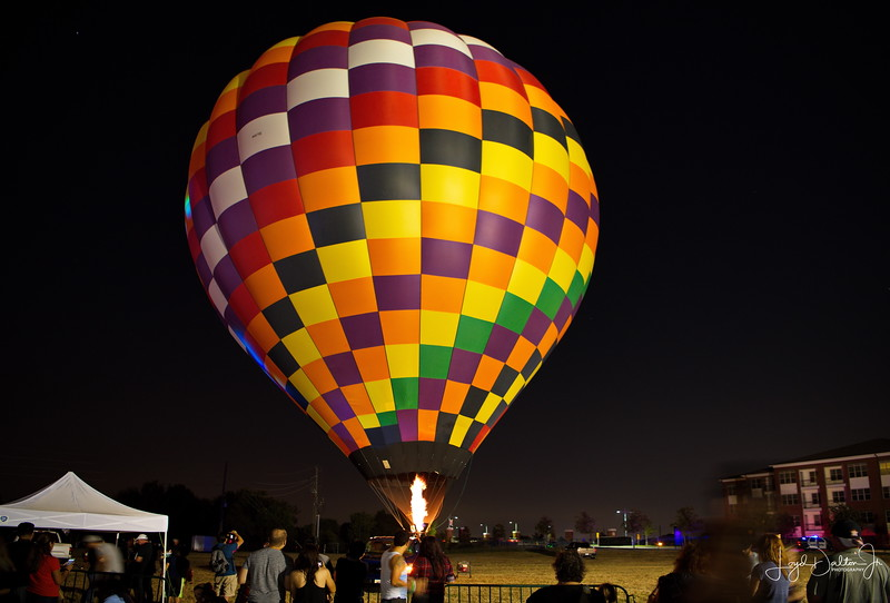 The SugarLand Balloon Festival