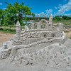 Sand Castle at the Llano River