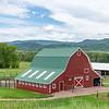 Red Barn - Clark, Colorado