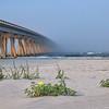 San Luis Pass Bridge, Galveston Island, Texas