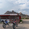 The Chile Pepper Cafe - Terlingua, Texas
