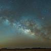 The Milky Way near Marathon, Texas