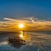 Peaceful Solitude - San Luis Pass, Galveston Island