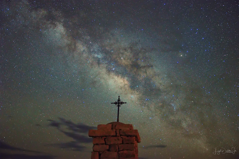 Milky Way at Terlingua, Texas