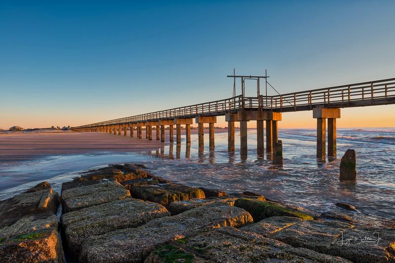 Matagorda Beach & Pier