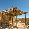 Old Ruins in the Terlingua Ghost Town