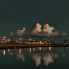 Pre-dawn at San Luis Pass- Galveston, Texas