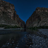 Here is an image we took of Santa Elena Canyon in Big Bend National Park as we arrived to take the sunrise when it was still dark. The stars were brilliant and bathed the Canyon walls and the Rio Grande with nice ambient light!  (Best viewed in Full Screen!)