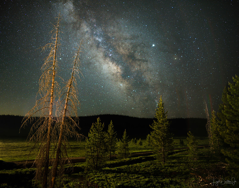 Milky Way at Rabbit Ears Pass