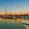 Fulton Harbor at Sunrise