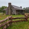 Texas Dog-Trot House