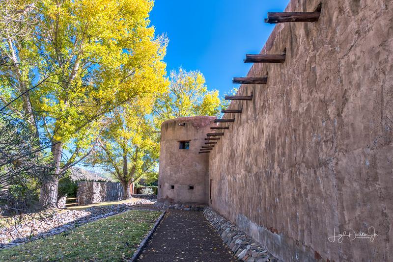 El Fortin del Cibolo - Shafter, Texas