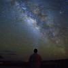 Milky Way at Terlingua, Texas