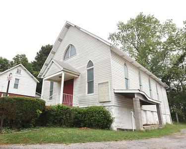 Shiloh Bapitst Church in Butler. Seb Foltz/Butler Eagle 07/09/21