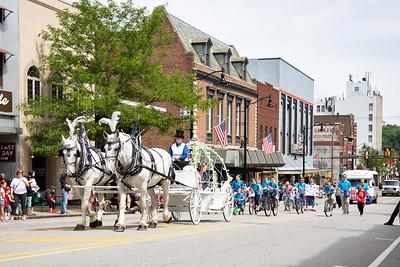 Butler City Memorial Day Parade