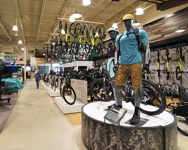 Dicks Sporting Goods Public Lands Store in Cranberry. Seb Foltz/Butler Eagle 09/24/21