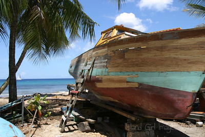 Holetown Boat Barbados