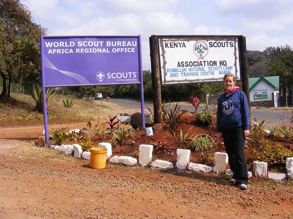 Nyeri, Kenya, décembre 2015