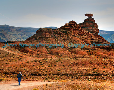 Mexican Hat, Utah.  Photo 709