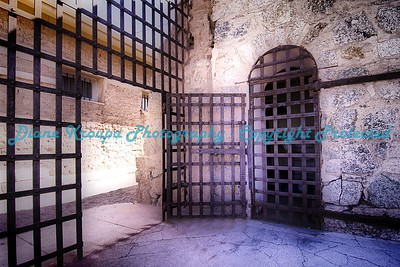 Yuma Territorial Prison.  Yuma, Arizona Photo #Yuma-1