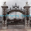 "Washington Univ Francis; Field; Main; Gate; memories (Sized to 10""X20"")   Photo# 236-c"