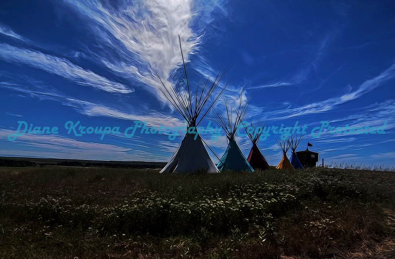 Little Bighorn Battlefield, Crow Agency, Montana     Photo# 42