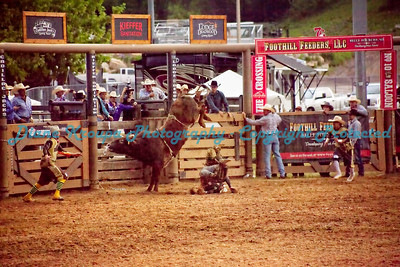399 -  Professional Bull Riders Rodeo - Deadwood, SD
