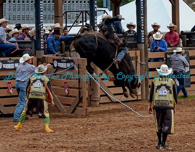 348 -  Professional Bull Riders Rodeo - Deadwood, SD