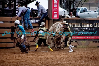 305 - Professional Bull Riders Rodeo - Deadwood, SD
