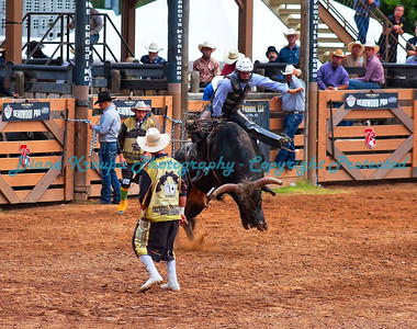 370 -  Professional Bull Riders Rodeo - Deadwood, SD