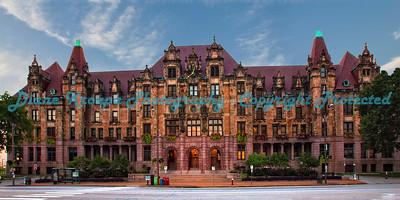 St. Louis City Hall.  Photo#CH711