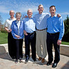 Don and Ann and their three sons.  Photo #81