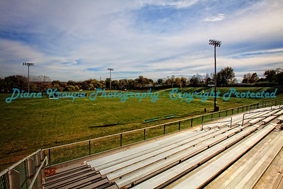 "Kennedy High School Football Field - 11""X14 or 8""X10  Photo# 248b"