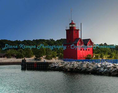 Holland Light, Holland, Michigan. Photo #406