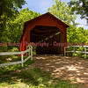 Sandy Creek Covered Bridge, Hillsboro, MO.  Photo# 438