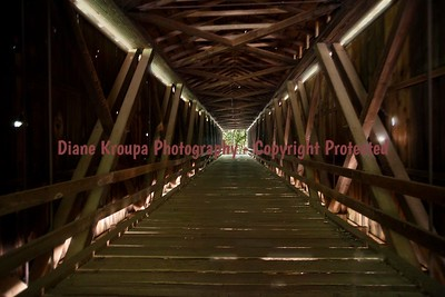 Locust Creek Covered Bridge, Laclede, Missouri  Photo# 151