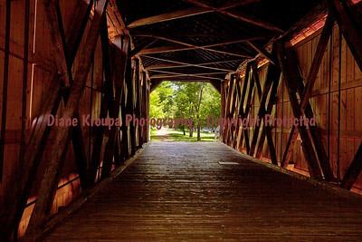 Sandy Creek Covered Bridge, Hillsboro, MO.  Photo# 546
