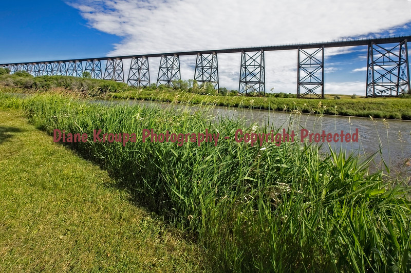 High Bridge, Valley City, North Dakota  Photo# 22