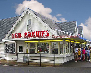Ted Drews Frozen Custard (Home of the Concrete), St. Louis, MO. Photo #1117