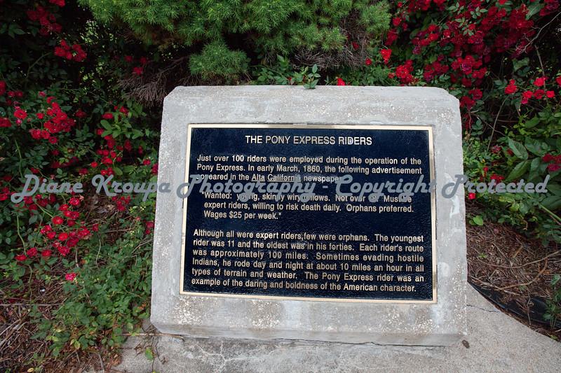 The Pony Express Riders  Photo #424