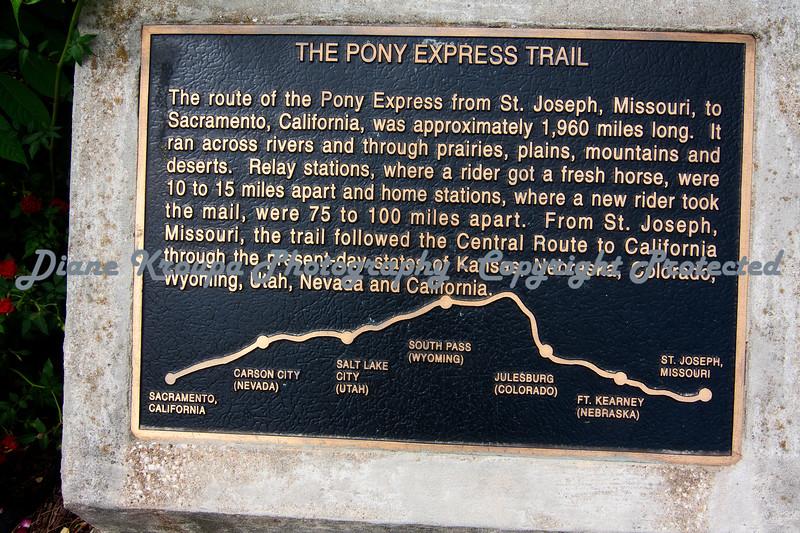 Pony Express Trail  Photo # 100