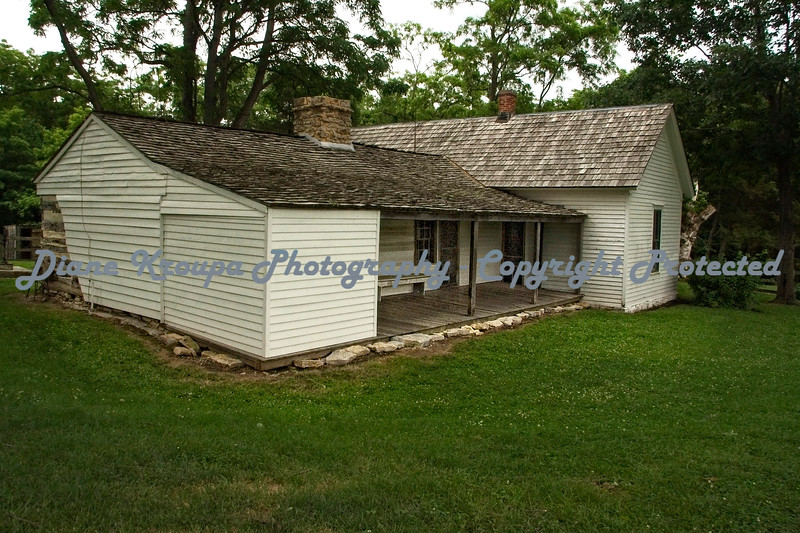 Jesse James Boyhood Home - Kearney, MO  Photo #25