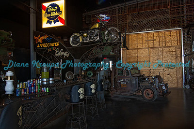 Inside main building at Full Throttle Saloon, Vale, South Dakota   Photo #336