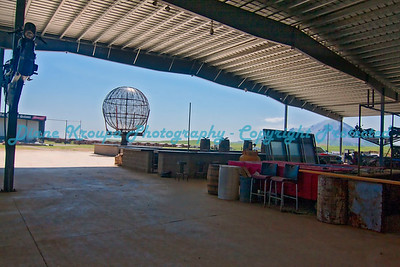 Party Area and stage in back of Full Throttle Saloon, Vale, South Dakota   Photo #337