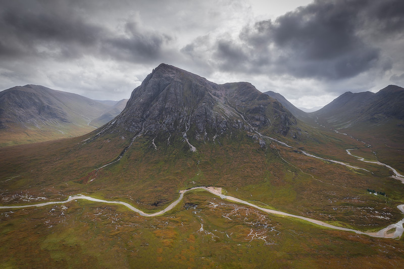 Buchaille Etive Mor Mountain