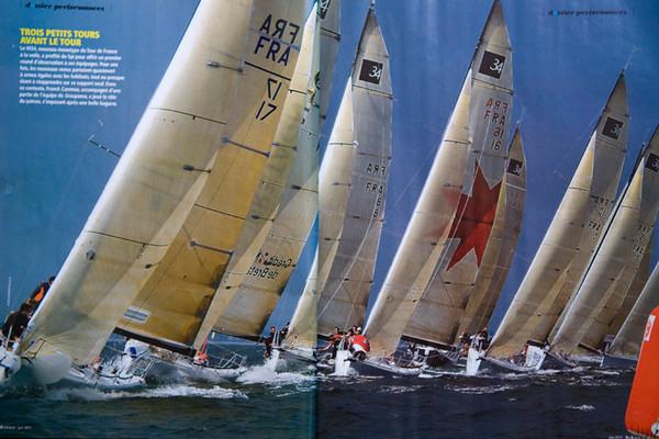 BATEAUX Magazine - Spi Ouest France - 2012