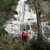 Phil at Slatten Falls