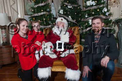 Photos with Santa - 2018